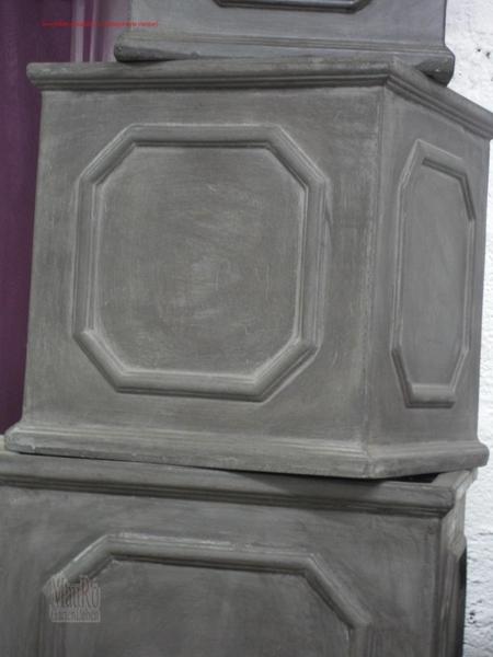 Pflanzkübel M quadratisch - Fiberglas - MauRo GartenLeben